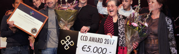 Project Old Skool wint CCD Award 2017