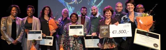 De vijf genomineerden voor de CCD Award 2017 zijn bekend!