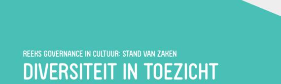 Specials Governance in Cultuur 'Stand van Zaken'