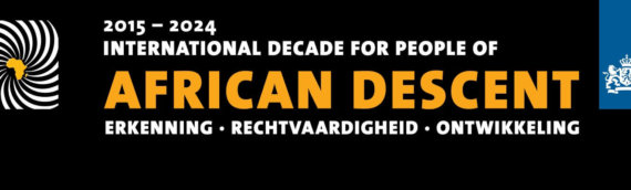 International Decade for people of African Descent – Congres 12 december 2016 in Amsterdam