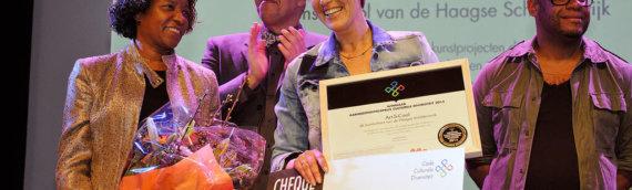 Uitreiking CCD Award 2017