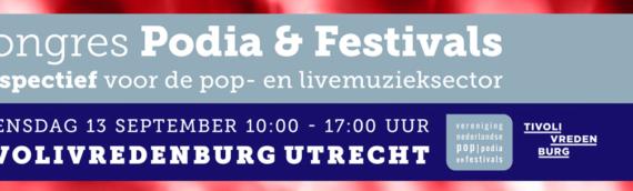 Congres Podia & Festivals