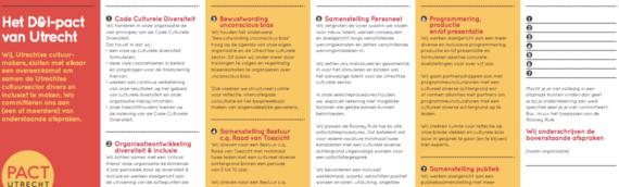 DiversiteitsPACT in Utrecht